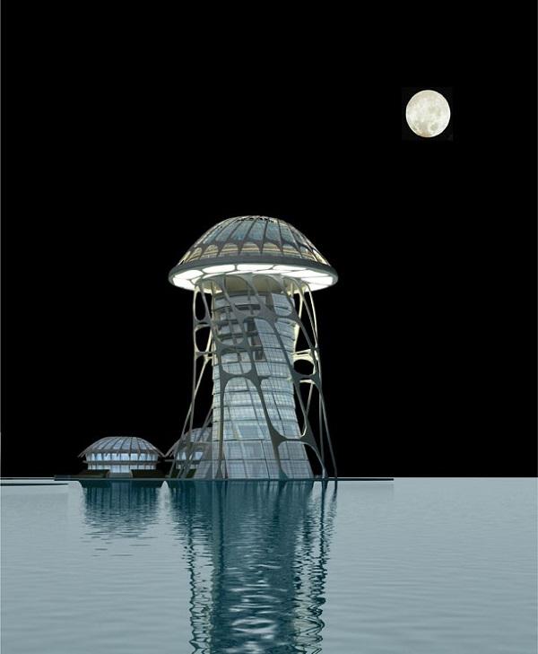 Sorkin design - jellyfish