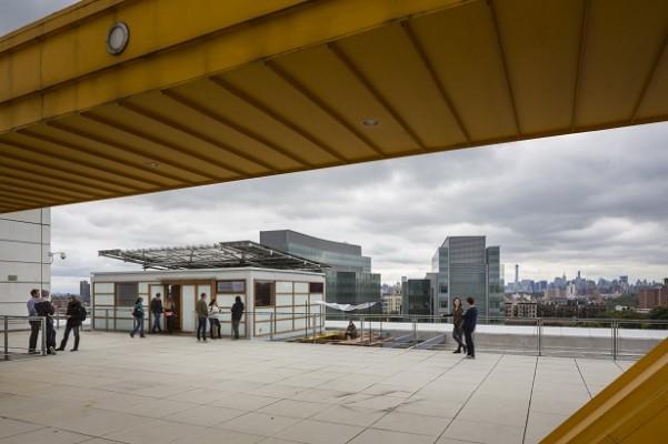 Solar RoofPod and Harlem Garden for Urban Food | The Bernard