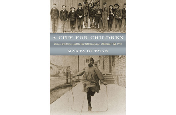 Book cover: A City for Children