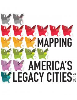 cover image: Mapping America's Legacy Cities