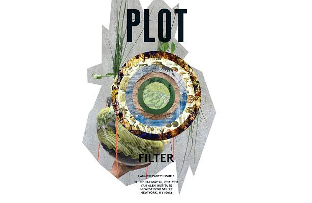PLOT launch poster