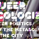 Queer Ecologies poster