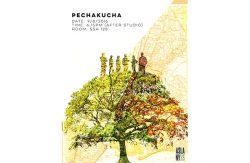 event flyer: 2016 Landscape Architecture Pecha Kucha