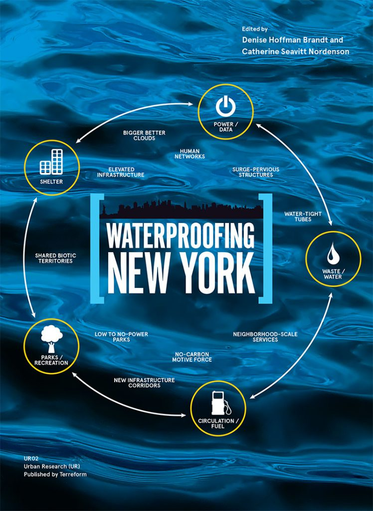 Cover: Waterproofing New York