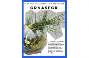 GRNASFCK lecture poster
