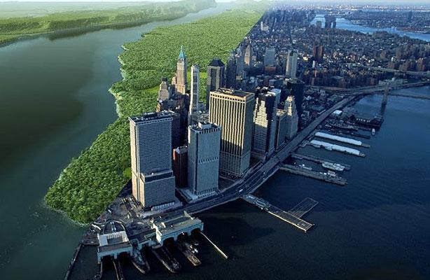 Manahatta/Manhattan