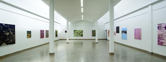 Museum of Art, Ein Harod, Israel. Architect: Shmuel Bickels