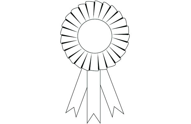 an illustration of an award button