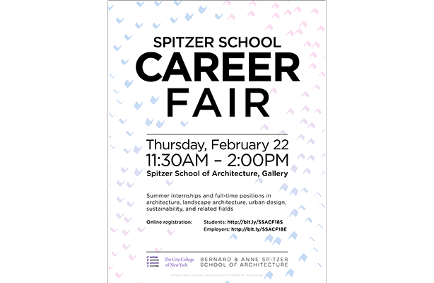 career fair poster