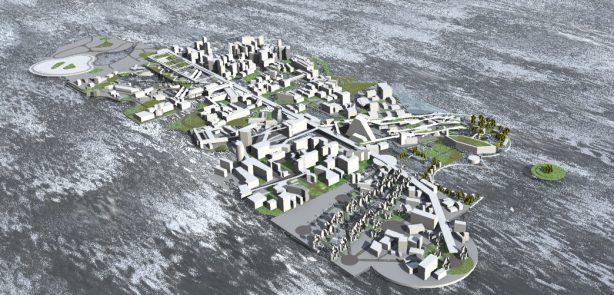 urbanagram rendering