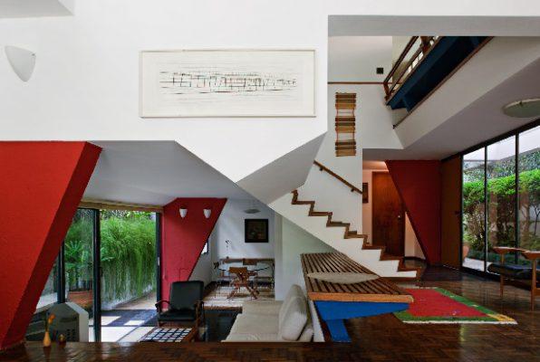 House by Vilanova Artigas