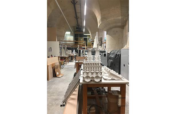 Gaudi Model Shop