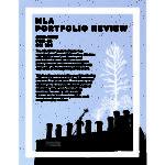 MLA porfolio review flyer