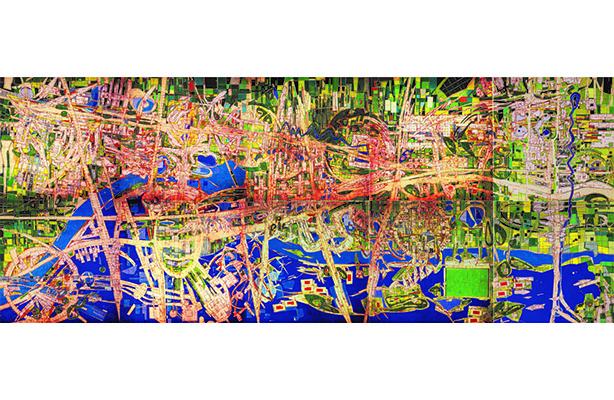 Michael Sorkin exhibition image