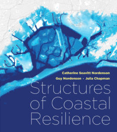 cover of structures of coastal resilience book