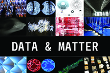 data and matter exhibit poster