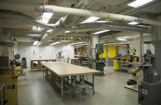 fabrication lab