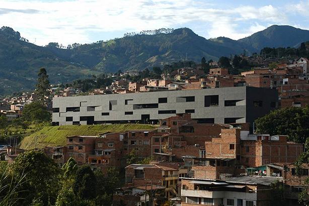 Orlando Garcia / Biblioteca Fernando Botero