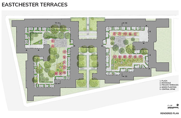 Eastchester Terraces Design Concept 1 614