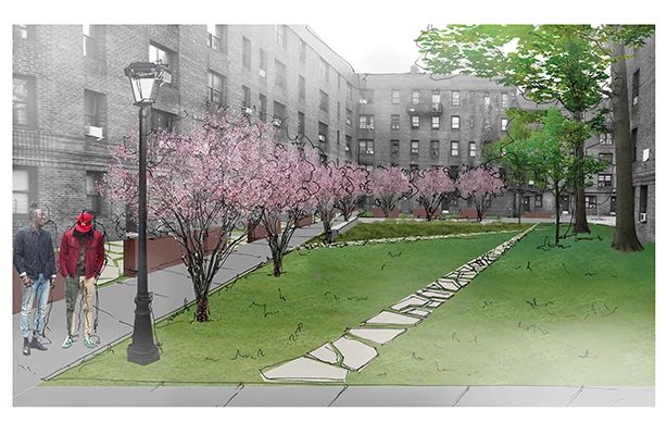 Eastchester Terraces Design Concept 3 Render1