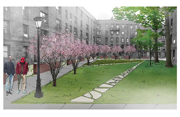 Eastchester Terraces Design Concept 3 Render1