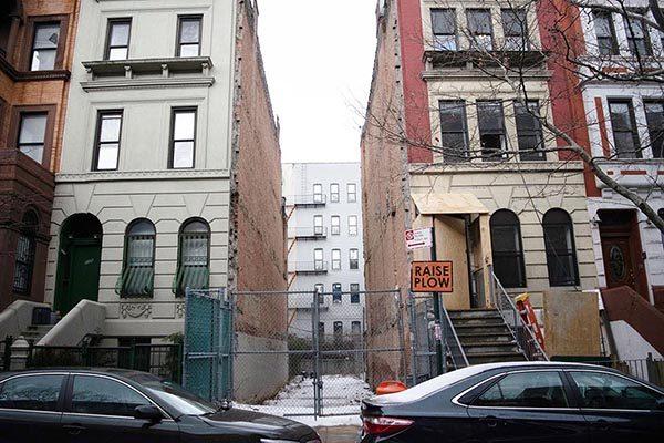 Sorkin Site Google Street View