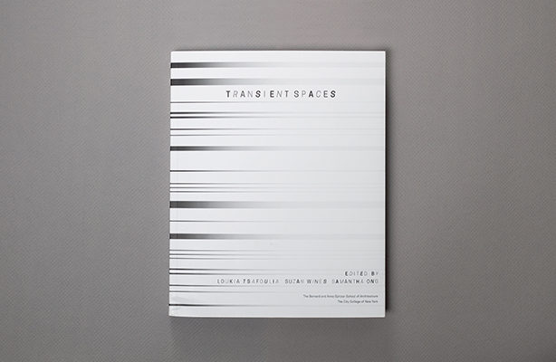 Transient Spaces book front cover