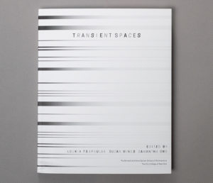 Transient Spaces Book