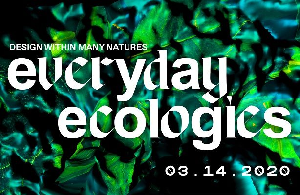 Everyday Ecologies graphic