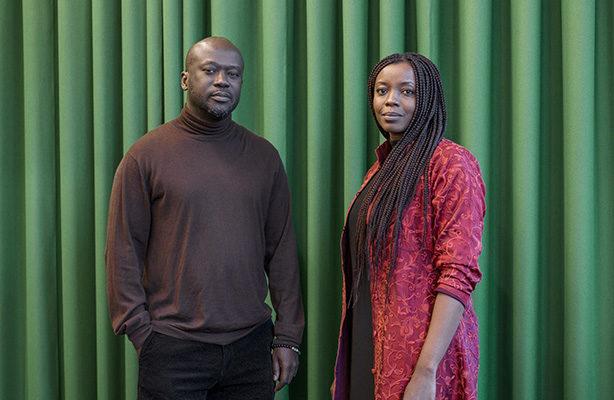 Sir David Adjaye and Mariam Kamara