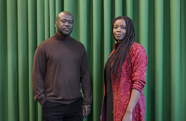 Sir David Adjaye and Mariam Kamara