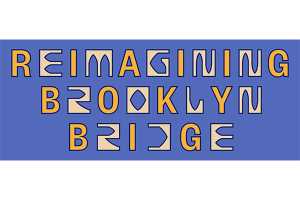 Van Alen Brooklyn Bridge Competition Logo