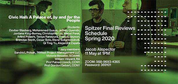 Final Review Schedule Alspector.indd