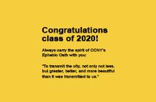 Class Of 2020 2 225 W
