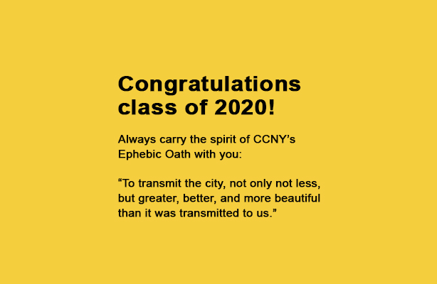 Class Of 2020 2 614 X 400