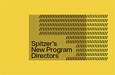 New Program Directors Yellow Slash V2 Widget