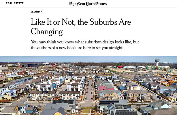 Suburbs Nyt