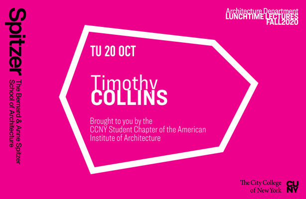 Timothy Collins Lecture Announcement