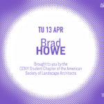 Brad Howe Lunchtime Lecture Poster
