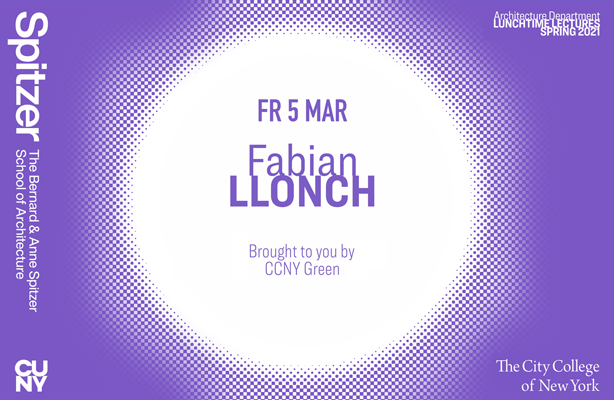 F Llonch Lunchtime Lecture Announcement