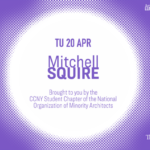 Mitchell Squire Lunchtime Lecture Poster