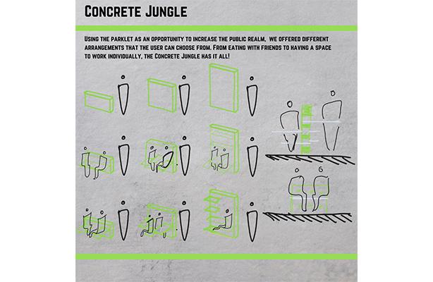 Concrete Jungle 1 614 X 400