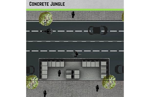 Concrete Jungle 2 604 X 400