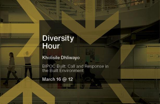 Diversity Hour 5