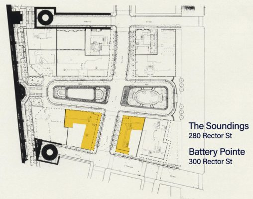 The Soundings and Battery Pointe Condominiums