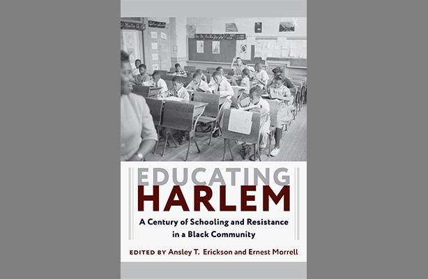 Educating Harlem book cover