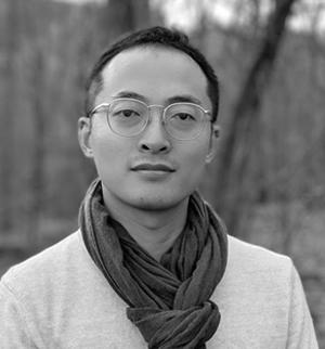 Zihao Zhang Headshot