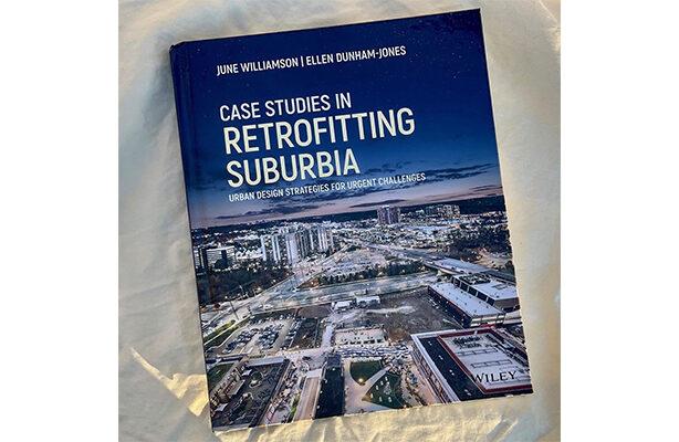 Book Cover: Case Studies in Retrofitting Suburbia
