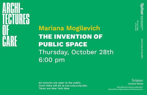 Mariana Mogilevich Sciame Lecture Graphic