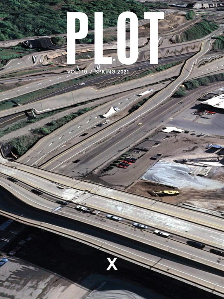 Plot X Cover